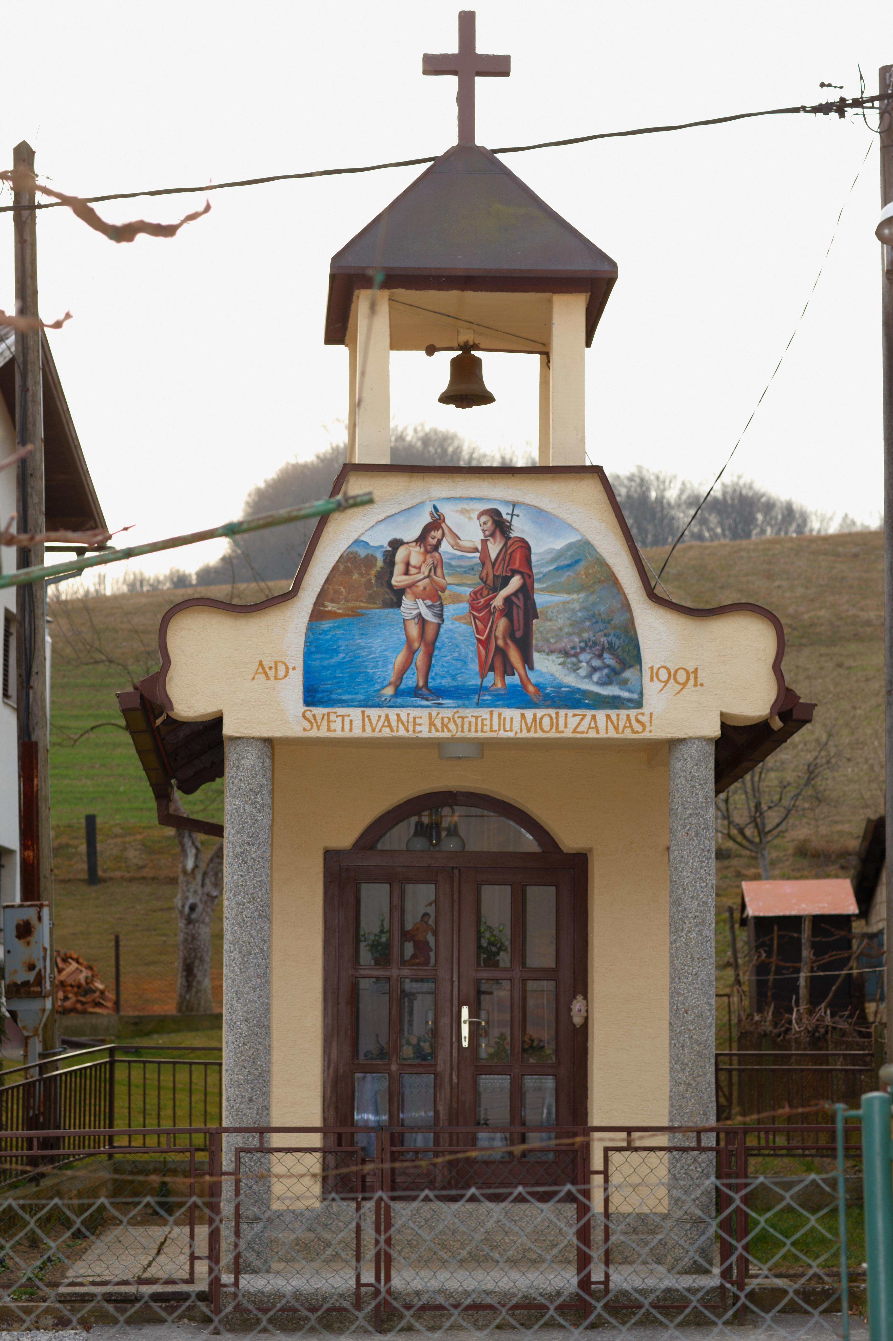Sveti Ivan Krstitelj - Repovec