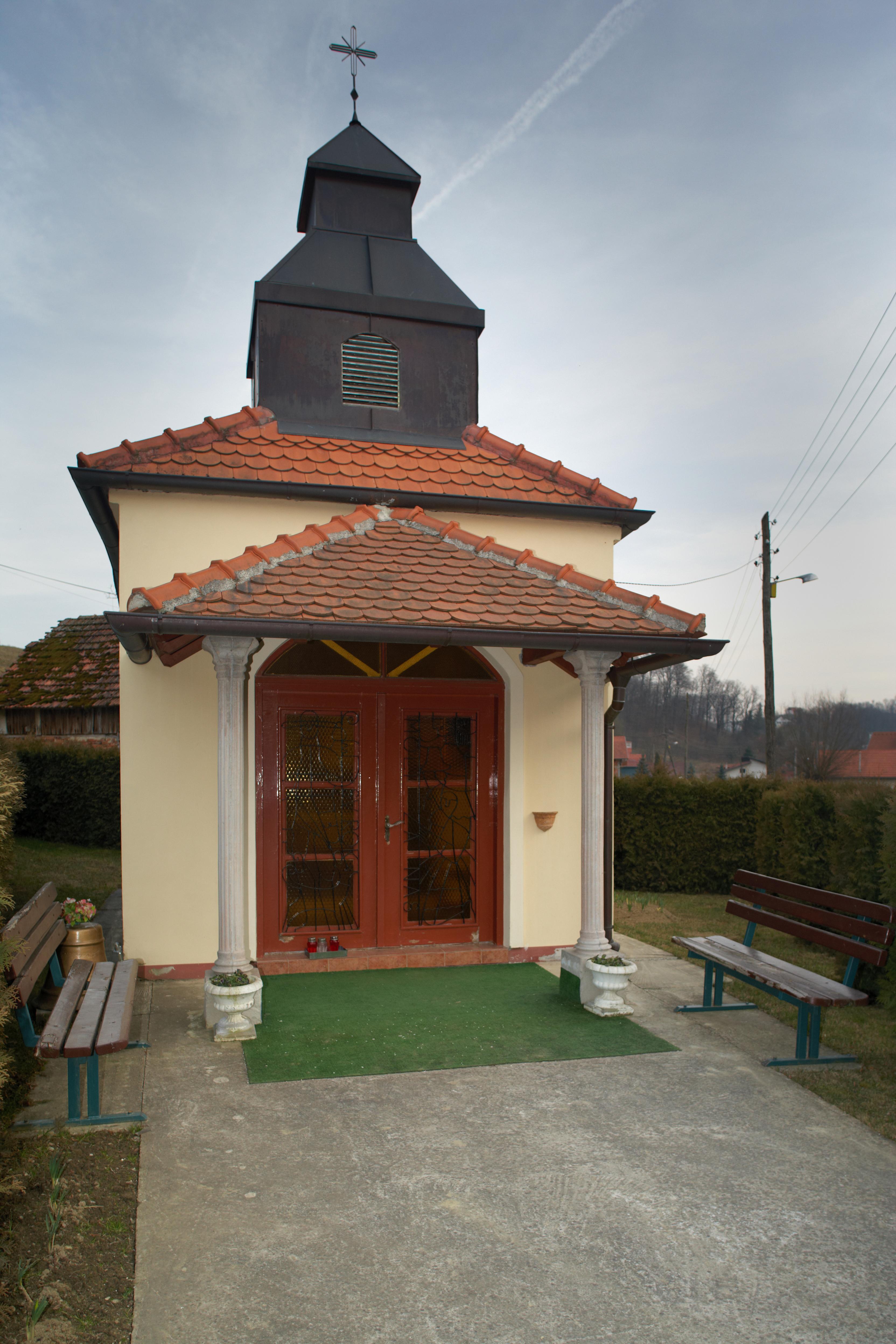 Sveti Rok Tisanic Jarek