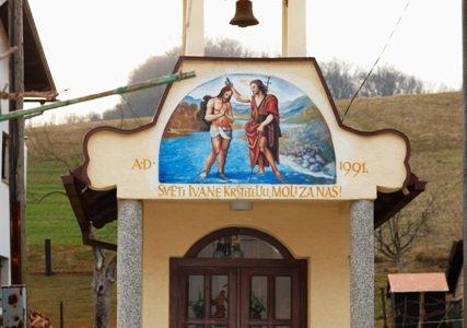 Proslava 25. godišnjice gradnje kapele u Repovcu