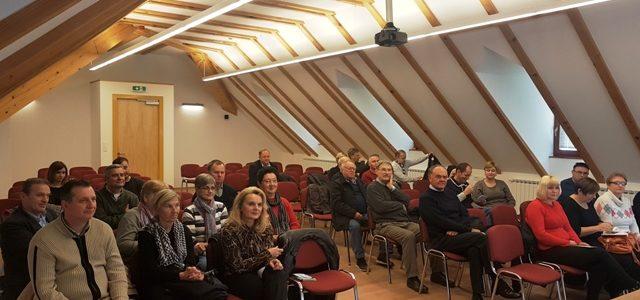 Održana duhovna obnova za vijećnike župa Krapinskog dekanata