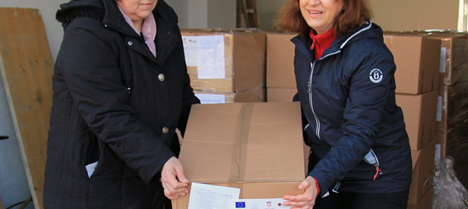 Prvih 1000 paketa Caritasove pomoći za najugroženije