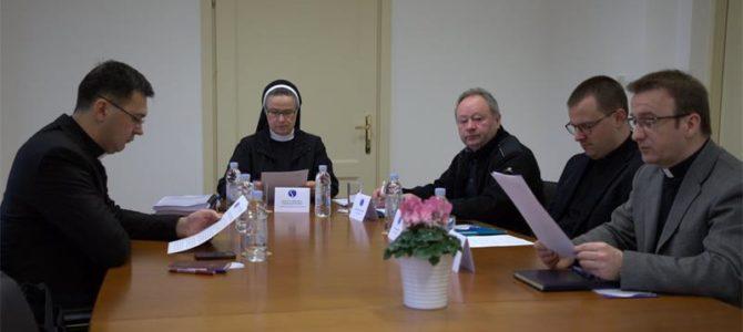 """Održana peta sjednica Sinodskog povjerenstva za tematsko područje """"Crkva zagrebačka u djelu evangelizacije"""""""