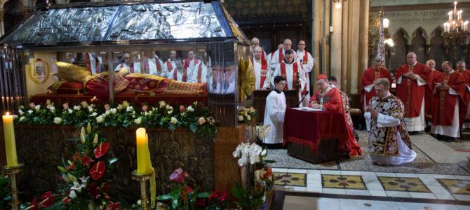Kardinal Bozanić: Baštinici smo Stepinčevog dara i plodova koji su nikli iz tog dara!