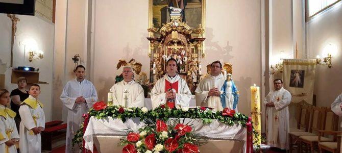 Proslavljena župna zaštitnica sv. Jelena Križarica