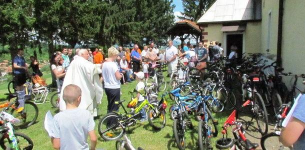 Najava proslave Antunova i blagoslov bicikala