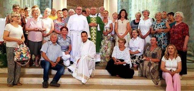 Duhovna obnova župljana župe sv. Jelene Križarice iz Zaboka