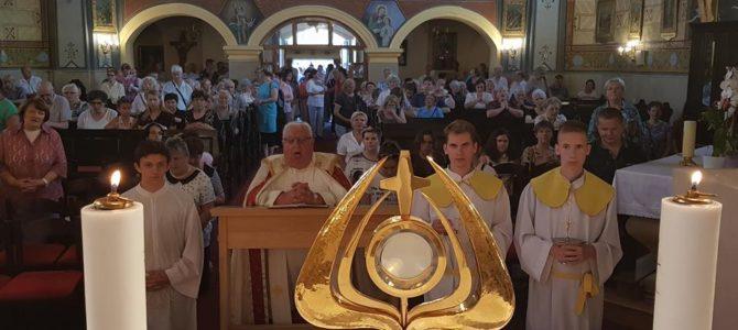 Proslavljen blagdan Tijelova
