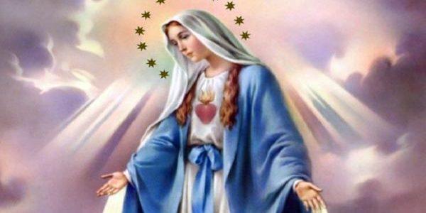 Zahvala Mariji