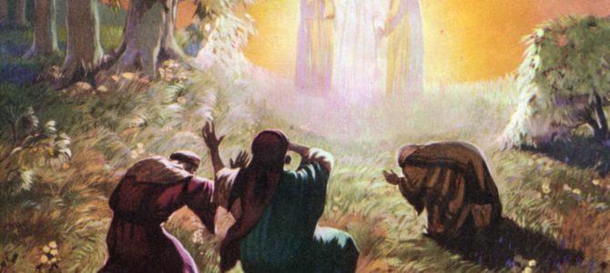 Preobraženje Gospodinovo (A)