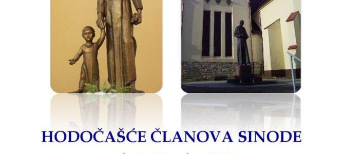 Hodočašće članova Sinode u Karlovac i Krašić