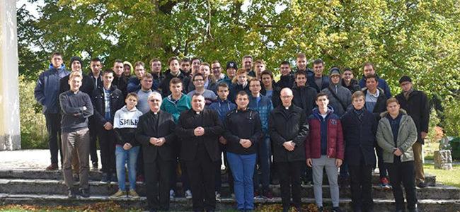 Duhovne vježbe za sjemeništarce na Velebitu